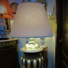 Antigüedades: PRECIOSA LAMPARA. Lote 115893311