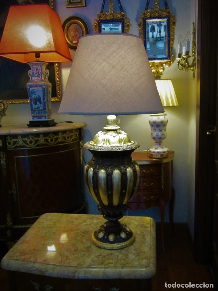 Antigüedades: PRECIOSA LAMPARA - Foto 2 - 115893311