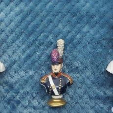 Antigüedades: RUDOLF KAMMER 3 MINIATURAS EN PORCELANA S.XIX. Lote 115914892