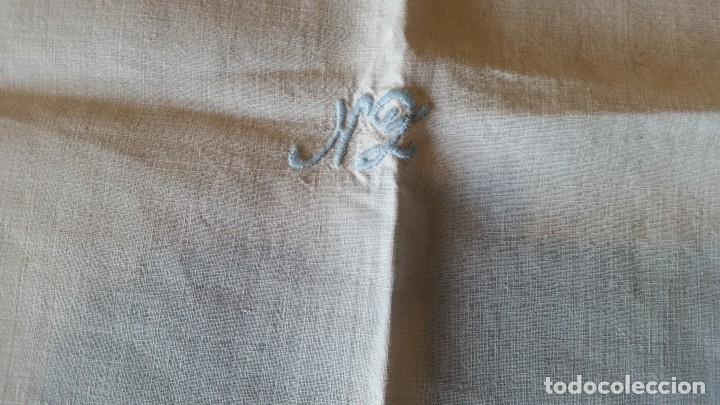 Antigüedades: Tapete de hilo, encaje y bordados - Foto 4 - 116134811