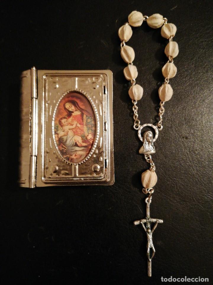 Antigüedades: Rosario de TREVINO, Monasterio Museo de la Concepción - Granada . Franciscana de la Tor - Foto 3 - 116136091
