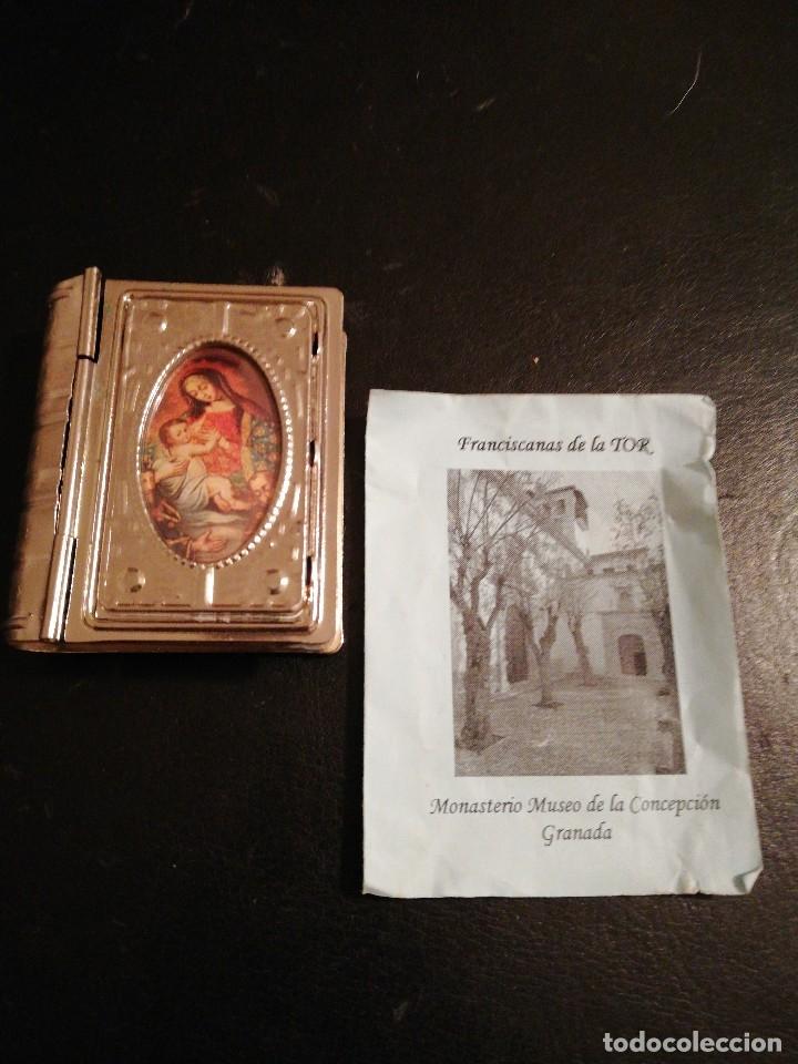Antigüedades: Rosario de TREVINO, Monasterio Museo de la Concepción - Granada . Franciscana de la Tor - Foto 14 - 116136091