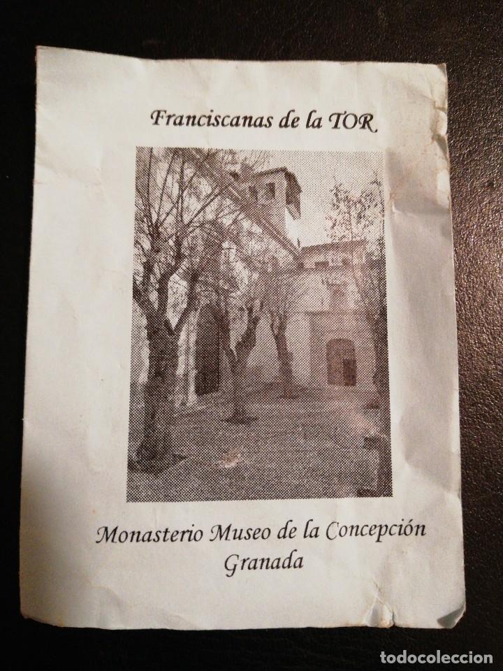Antigüedades: Rosario de TREVINO, Monasterio Museo de la Concepción - Granada . Franciscana de la Tor - Foto 15 - 116136091