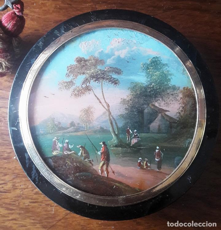 Antigüedades: Caja de rapé del siglo XIX - Foto 2 - 116148231