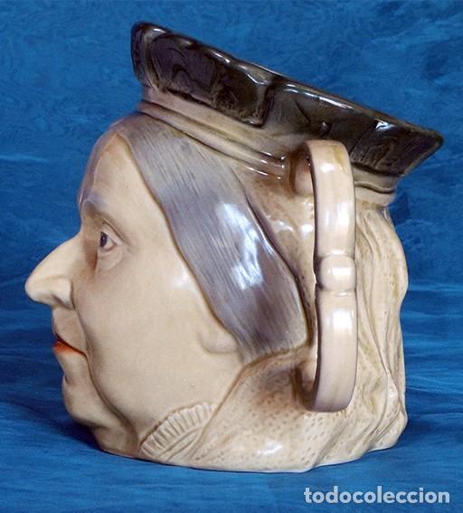 Antigüedades: GRAN JARRA DE CERÁMICA INGLESA - VICTORIA - KINGSTON POTTERY - SELLADA - CERTIFICADO AUTENTICIDAD - Foto 11 - 116174451