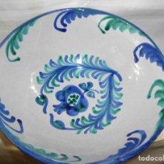 Antigüedades: GRAN CUENCO FAJALAUZA. Lote 116179003