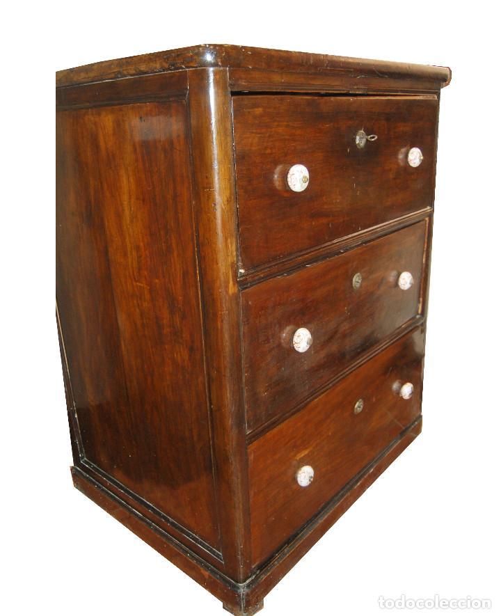 CÓMODA ANTIGUA / OLD DRESSER (Antigüedades - Muebles - Cómodas Antiguas)
