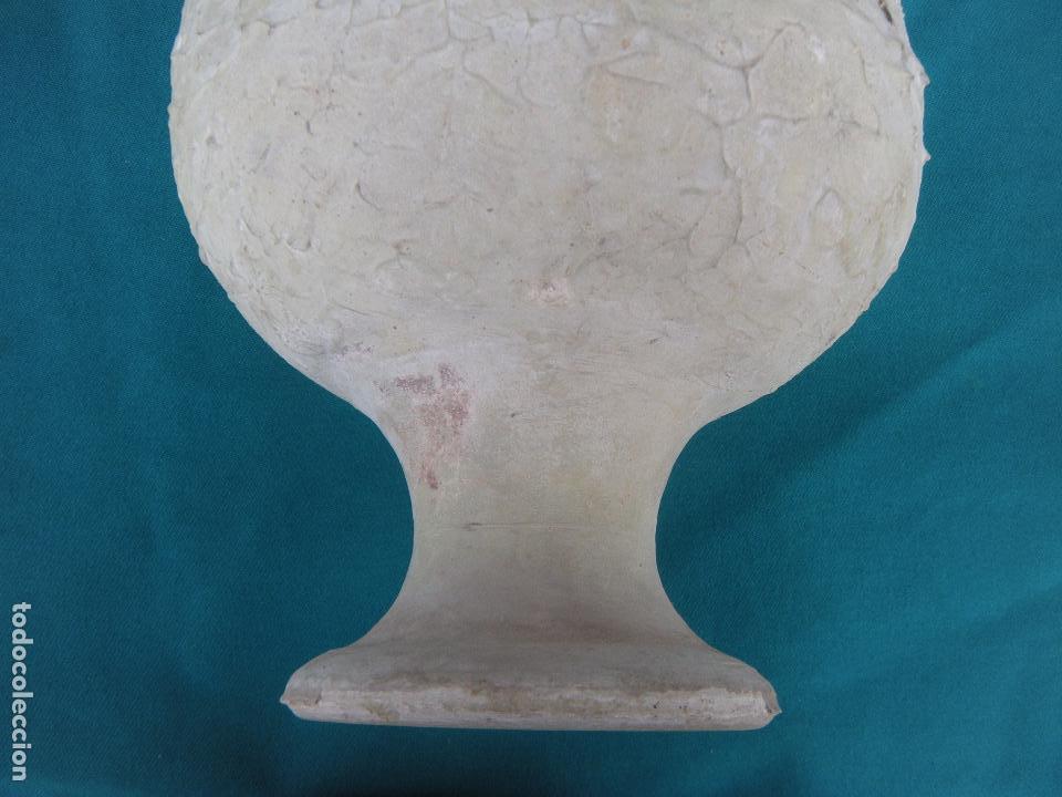 Antigüedades: ANTIGUO BOTIJO GALLO AGOST ALICANTE - Foto 5 - 116285495