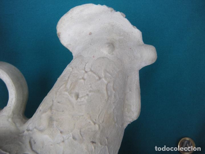 Antigüedades: ANTIGUO BOTIJO GALLO AGOST ALICANTE - Foto 8 - 116285495