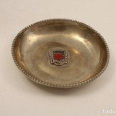 Antigüedades: BANDEJA ALMERIA EN PLATA MACIZA DE LEY 925MILESIMAS. Lote 125989939