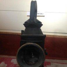 Antigüedades: FAROL FERROVIARIO RENFE. Lote 85341116