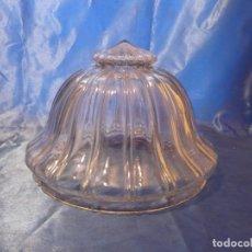 Antigüedades: TULIPA PLAFON MODERNISTA PARA LAMPARA. Lote 116325151