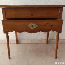 Antiquitäten - MESA AUXILIAR COSTURERO, PRINCIPIOS SXX. RESTAURADA - 116350999