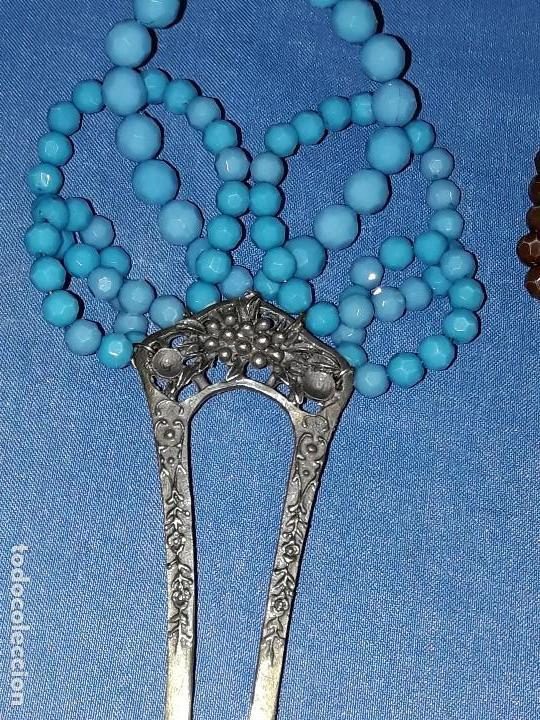 Antigüedades: LOTE 2 ANTIGUAS PEINETAS - Foto 2 - 116374719