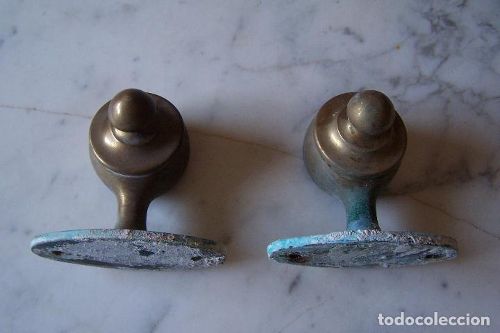 dos piezas de latón para cuarto de baño. mide u - Comprar ...