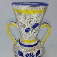 Antigüedades: JARRONCITO DE CERAMICA ITALIANA -BERUTA-. Lote 116433539
