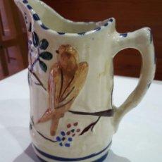 Antigüedades: JARRITA DE CERÁMICA DECORADA. Lote 116479835