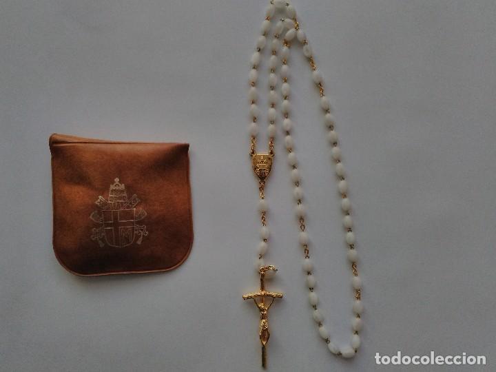 9b86cd1cab8 Rosario recuerdo del vaticano - Vendido en Venta Directa - 116505183