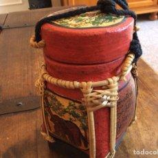 Antigüedades: RECIPIENTE INDIO.. Lote 116529554