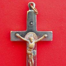 Antigüedades: ANTIGUA CRUZ RELICARIO SAN ANTONI MARIA CLARET. Lote 53884763