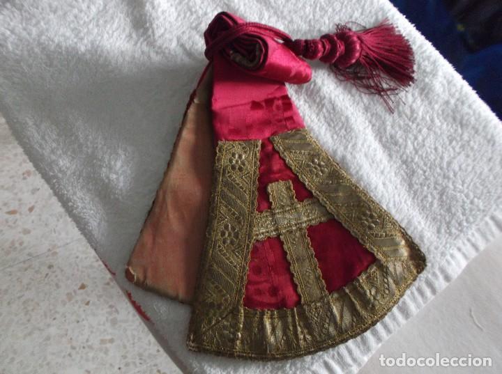 Antigüedades: CUELLO DALMATICO - Foto 2 - 116588239