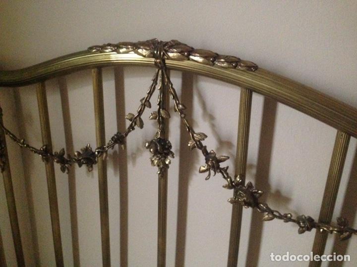 Antigüedades: cama modernista - Foto 3 - 116602898