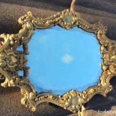 "Antigüedades - Cornucopia bronce ""Oferta"" - 116631363"
