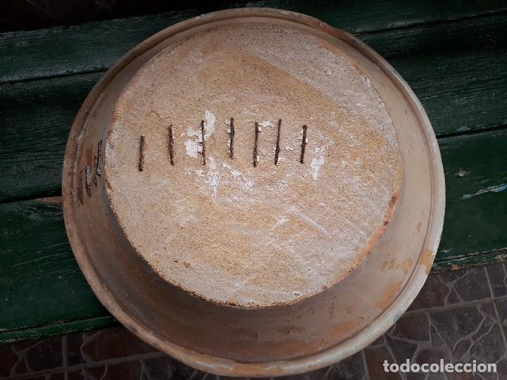 Antigüedades: Antiguo lebrillo de triana - Foto 6 - 116651959