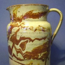 Antigüedades: JARRA DE TERRISSA CATALANA XIX . Lote 116660879