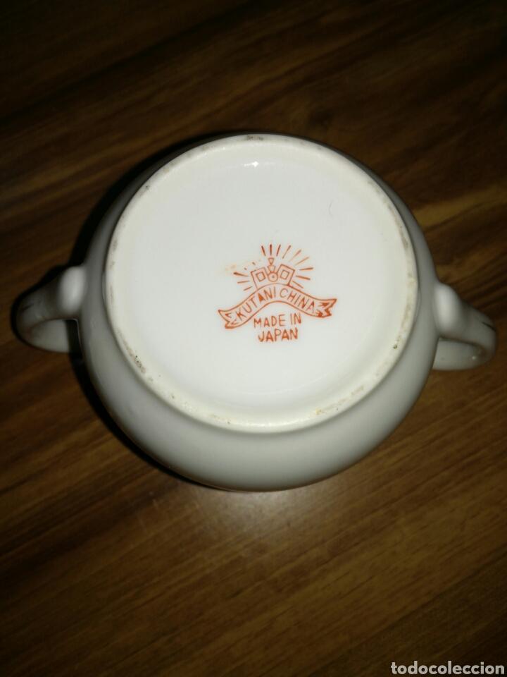 Antigüedades: Azucarero porcelana Japonesa - Foto 4 - 116676628