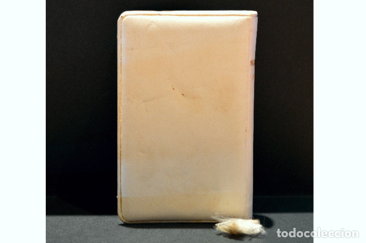 Antigüedades: DEVOCIONARIO EL PRIMER LLIBRE DEL NOI CRISTIA 1926 CATALAN ENCUADERNACION EN PIEL - Foto 4 - 88525612
