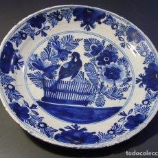 Antigüedades: PLATO PORCELANA XIX . Lote 116740239