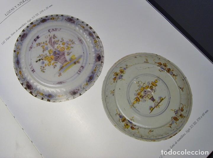 Antigüedades: ROTUNDO Y GRAN PLATO DE TRIANA XVIII - Foto 19 - 116740691