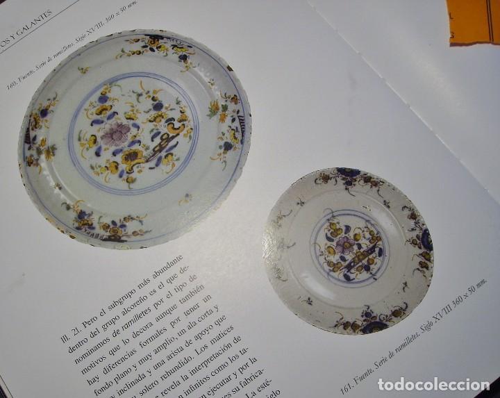 Antigüedades: ROTUNDO Y GRAN PLATO DE TRIANA XVIII - Foto 20 - 116740691