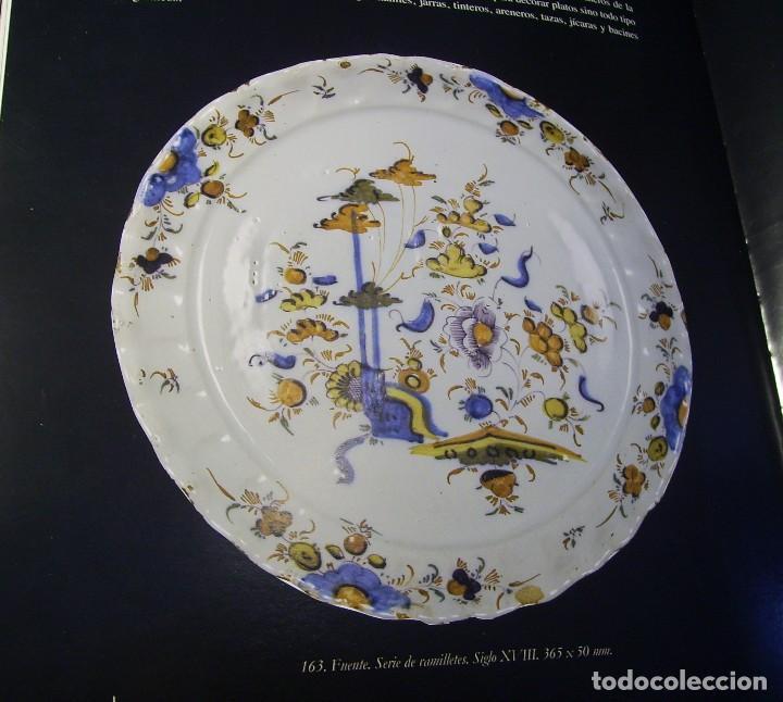 Antigüedades: ROTUNDO Y GRAN PLATO DE TRIANA XVIII - Foto 21 - 116740691