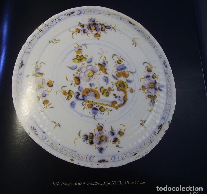 Antigüedades: ROTUNDO Y GRAN PLATO DE TRIANA XVIII - Foto 22 - 116740691