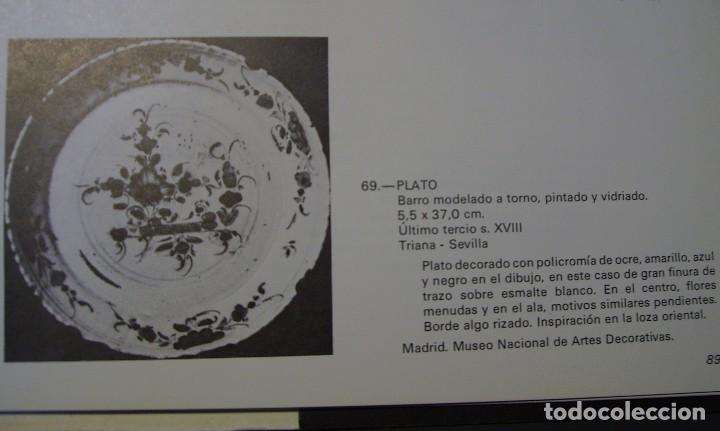 Antigüedades: ROTUNDO Y GRAN PLATO DE TRIANA XVIII - Foto 25 - 116740691