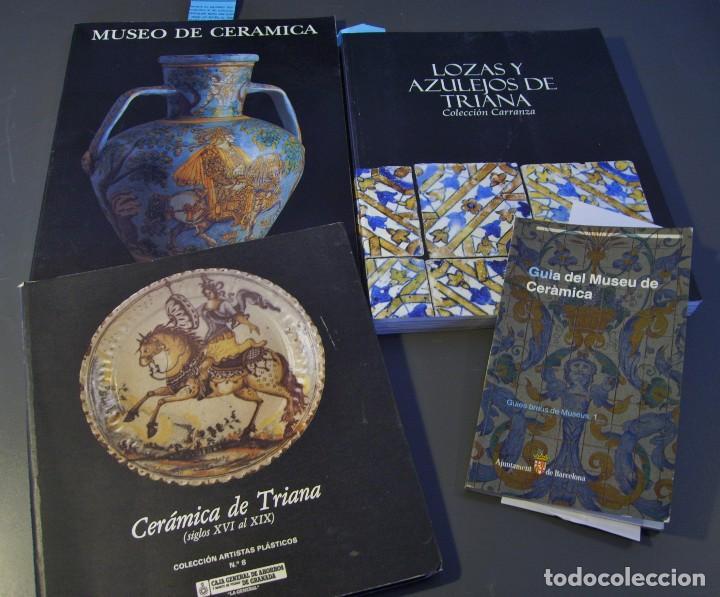 Antigüedades: ROTUNDO Y GRAN PLATO DE TRIANA XVIII - Foto 26 - 116740691