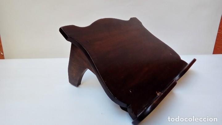 Antigüedades: Atril de mesa - - Foto 2 - 116743831