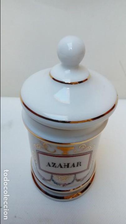 ALBARELO PORCELANA -A.R.M (Antigüedades - Porcelanas y Cerámicas - Otras)