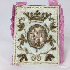 Antigüedades: ESCAPULARIO. Lote 116755474