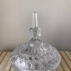 Antigüedades - Bombonera cristal - 116818250