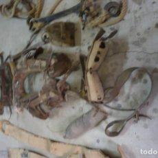 Antigüedades: LOTE Nº 2 APAREJOS PARA BURRO. Lote 116840235