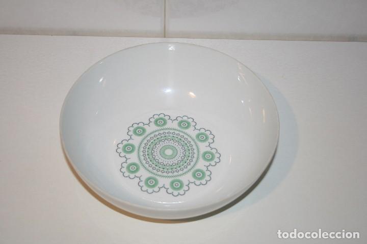 Antigüedades: 72 piezas de vajilla de porcelana Bidasoa. Año 1969. - Foto 4 - 116868231