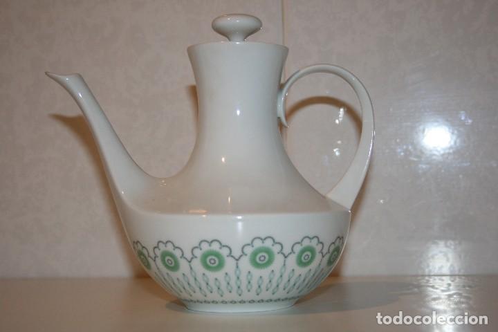 Antigüedades: 72 piezas de vajilla de porcelana Bidasoa. Año 1969. - Foto 14 - 116868231