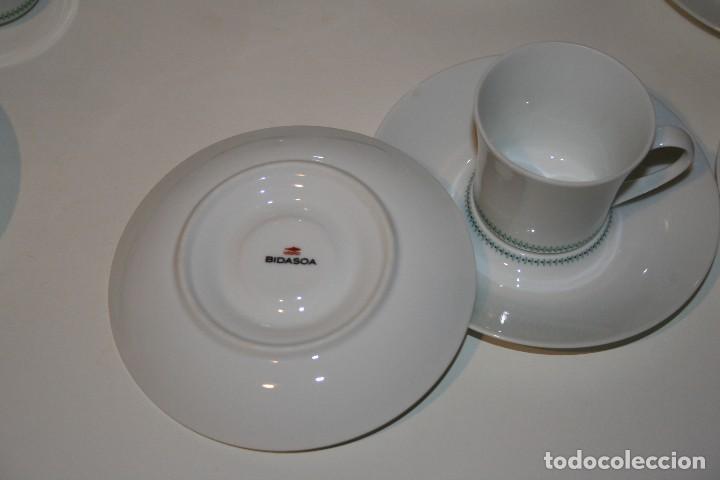 Antigüedades: 72 piezas de vajilla de porcelana Bidasoa. Año 1969. - Foto 23 - 116868231