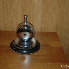 Antigüedades: TIMBRE DE SOBREMESA HOTEL RECEPCIÓN G.E.S. EIBAR VER FOTOS . Lote 116888307