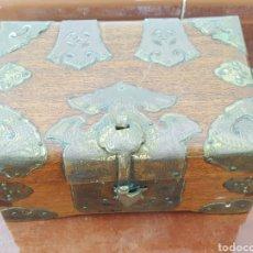 Antigüedades - Caja madera - 116923820