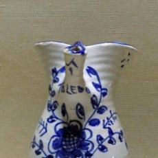 Antigüedades: JARRA ,TOLEDO, ALTURA 21 CM, BUEN ESTADO. Lote 116939951