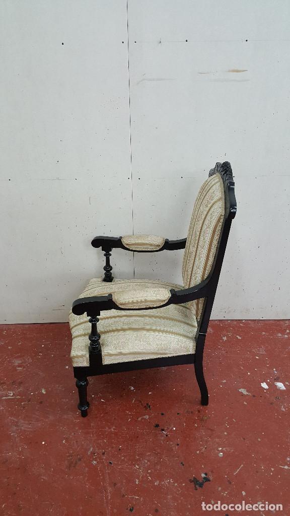 Antigüedades: TRESILLO ALFONSINO - Foto 7 - 116945047